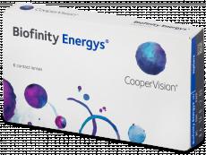 Biofinity Energys (6 linser)