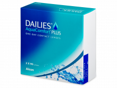 Dailies AquaComfort Plus (180 linser)