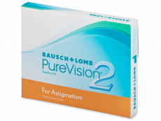 PureVision 2 for Astigmatism (3linser)