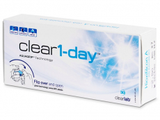 Clear 1-Day (30 linser)