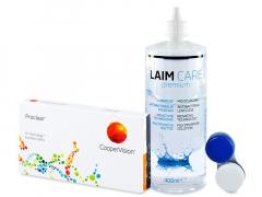 Proclear Sphere (6linser) +Laim-Carelinsvätska 400ml