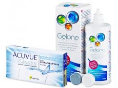 Acuvue Oasys for Astigmatism (6linser) +Gelonelinsvätska 360ml