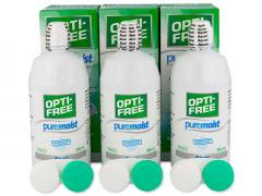 OPTI-FREE PureMoist 3 x 300ml