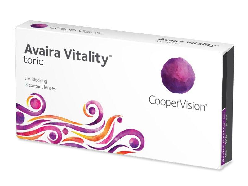 Avaira Vitality Toric (3 linser)