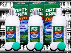 OPTI-FREE Express Linsvätska 3 x 355ml