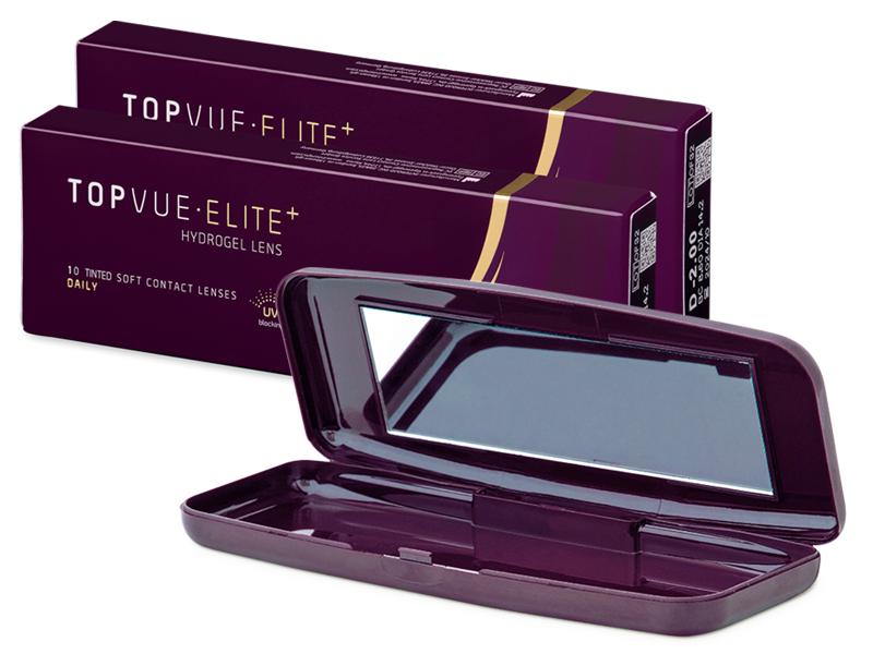 TopVue Elite+ (10 par) + TopVue Elite Linsask