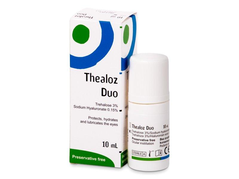 Thealoz Duo Ögondroppar 10 ml