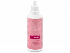Queen's Saline rengöringsvätska 100 ml