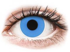 Blåa Sky kontaktlinser - ColourVUE Crazy (2 linser)