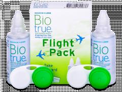 Biotrue Flight Pack linsvätska 2 x 60 ml