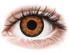 Honung kontaktlinser - med styrka - ColourVUE (2linser)