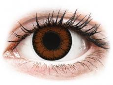 Hassel BigEyes kontaktlinser - med styrka - ColourVUE (2linser)