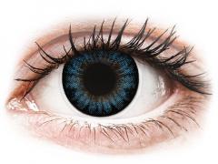 Blåa BigEyes kontaktlinser - ColourVUE (2linser)