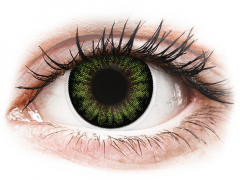 Gröna BigEyes kontaktlinser - ColourVUE (2linser)