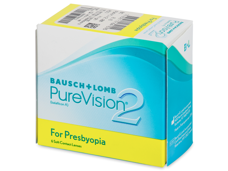 Purevision 2 for Presbyopia (6linser)
