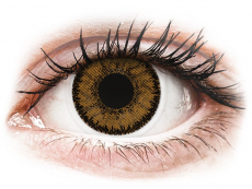 Bruna India linser - SofLens Natural Colors (2 linser)