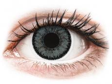 Platinum kontaktlinser - SofLens Natural Colors - med styrka (2 linser)
