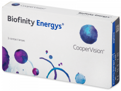 Biofinity Energys (3 linser)