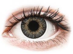 Gråa kontaktlinser - FreshLook ColorBlends (2 linser)