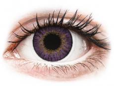 Air Optix Colors - Amethyst - med styrka (2linser)