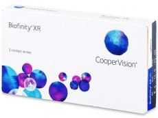 Biofinity XR (3linser)