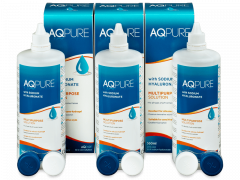 AQ Pure Linsvätska 3 x 360ml