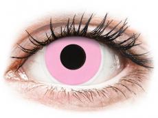 ColourVUE Crazy Lens - Barbie Pink - utan styrka (2linser)