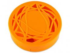 Linsetui - Orange dekorationer
