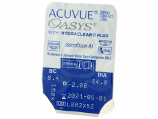 Acuvue Oasys (12linser)