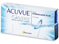 Acuvue Oasys (12 linser)