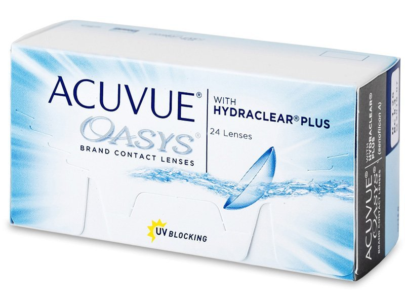 Acuvue Oasys (24linser)