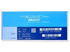 1 Day Acuvue Moist (180 linser)