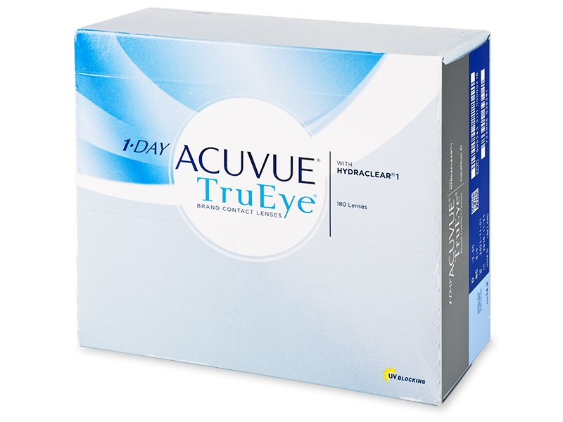 1 Day Acuvue TruEye (180linser)
