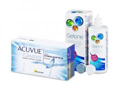 Acuvue Oasys for Astigmatism (12 linser) + Gelone linsvätska 360 ml