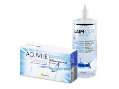 Acuvue Oasys for Astigmatism (12 linser) + Laim-Care linsvätska 400 ml