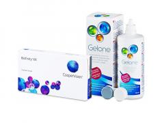 Biofinity XR (3 linser) + Gelone linsvätska 360 ml