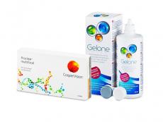 Proclear Multifocal (6 linser) + Gelone linsvätska 360 ml