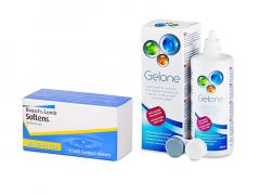 SofLens Multi-Focal (3 linser) + Gelone linsvätska 360 ml