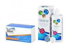 SofLens Toric (3 linser) + Gelone linsvätska 360 ml