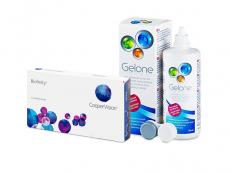 Biofinity (3 linser) + Gelone linsvätska 360 ml