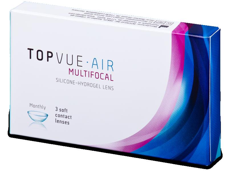 TopVue Air Multifocal (3 linser)