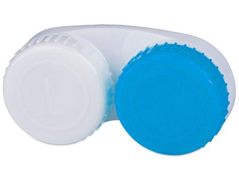 Linsask - Blå & Vit med L & R märkning