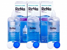 ReNu MPS Sensitive Eyes linsvätska 3 x 360 ml