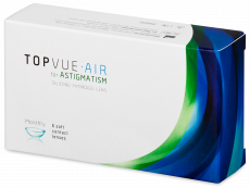 TopVue Air for Astigmatism (6 linser)