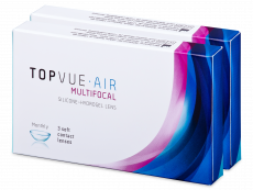 TopVue Air Multifocal (6 linser)