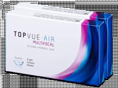 TopVue Air Multifocal (6 linser)