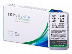TopVue Air for Astigmatism (1 lins)