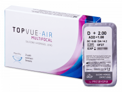 TopVue Air Multifocal (1lins)