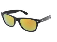 Solglasögon Alensa Sport Black Orange Mirror
