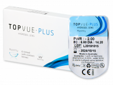 TopVue Monthly Plus (1lins)